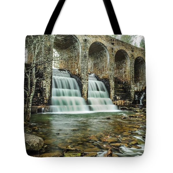 Cumberland Waterfall Tote Bag