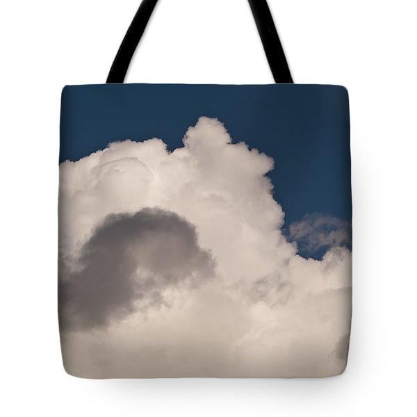 Cumulus Congestus Tote Bag by Sue Smith