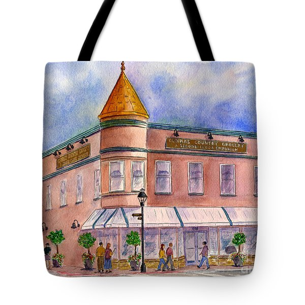 Cunha's Country Store Tote Bag