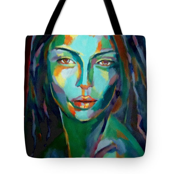 Cunning Tote Bag by Helena Wierzbicki