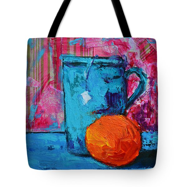 Cup Of Tea No. 2 Tote Bag