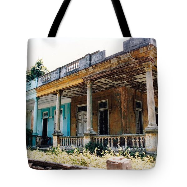 Curbside Appeal Tote Bag