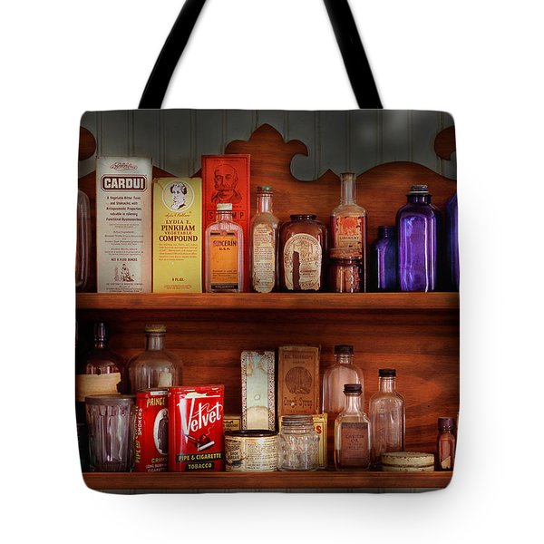 Cures Tote Bag