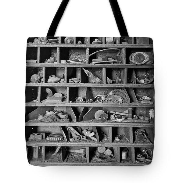 Curiosity Tote Bag by Debra and Dave Vanderlaan