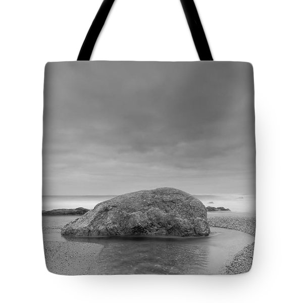Curly Water Tote Bag