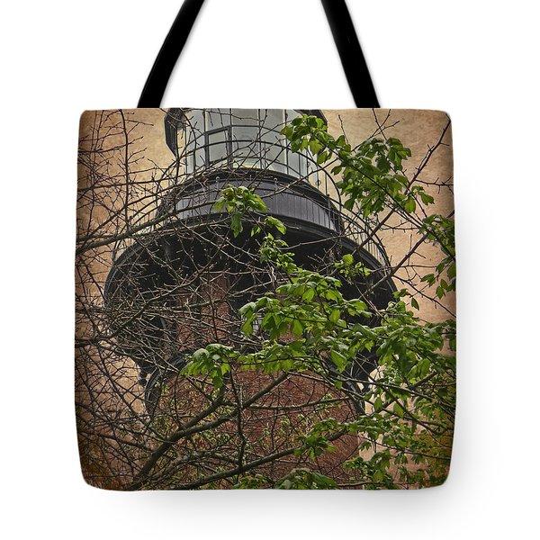 Currituck Light House Tote Bag