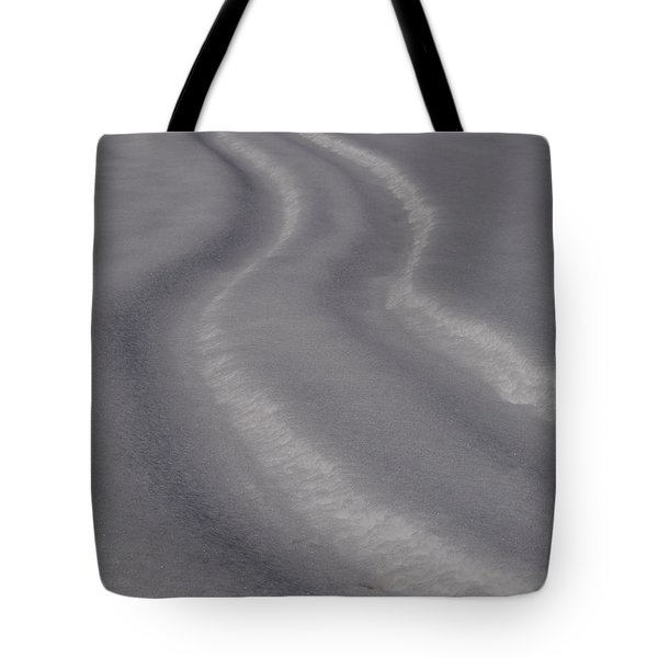 Curvy Tote Bag by Jane Ford