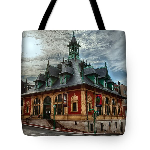 Customs House Museum Tote Bag