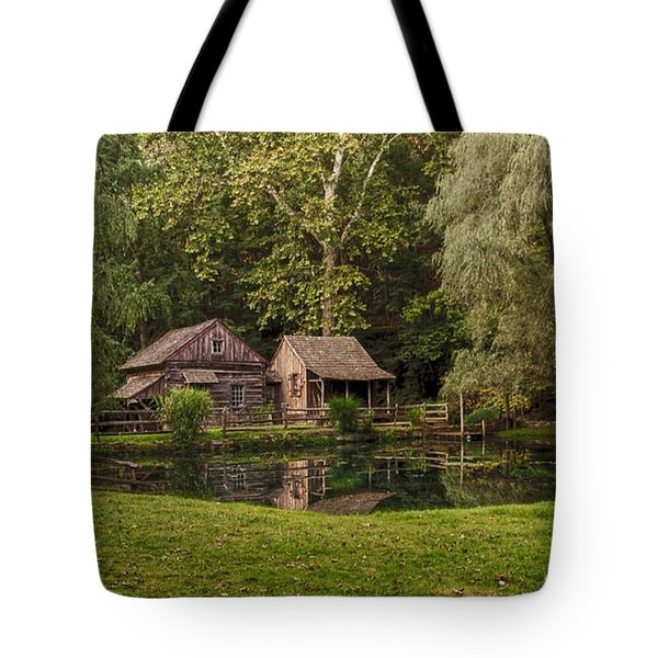 Cuttalossa In Summer II Tote Bag