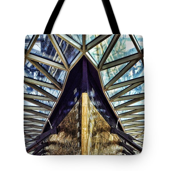 Cutty Sark Tote Bag