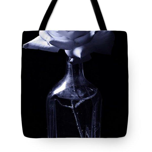 Cyan Beauty Tote Bag
