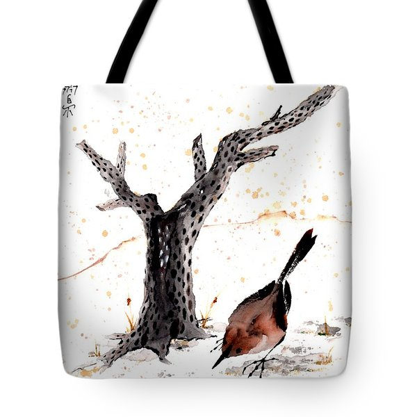 Cycles Of Life Tote Bag by Bill Searle