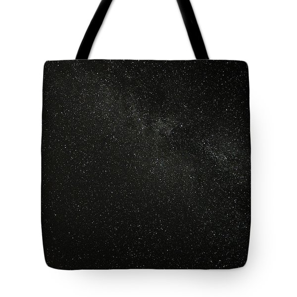 Tote Bag featuring the photograph Cygnus  Deneb  Vega by Greg Reed