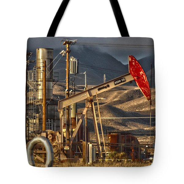 Tote Bag featuring the photograph Cymric Field I by Lanita Williams