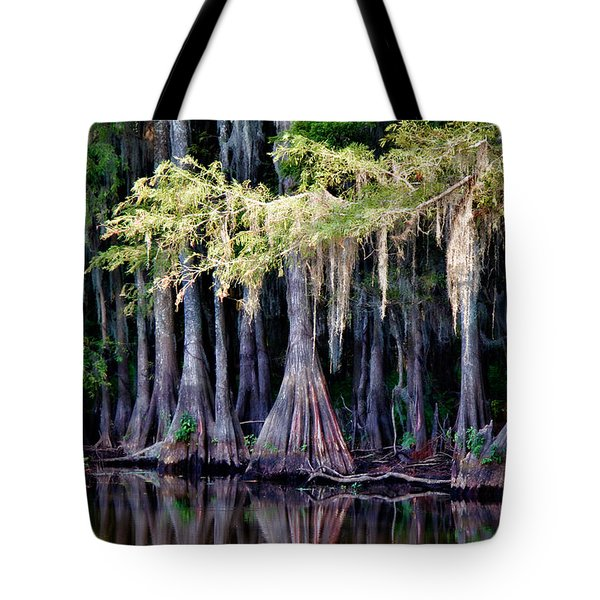 Cypress Bank Tote Bag