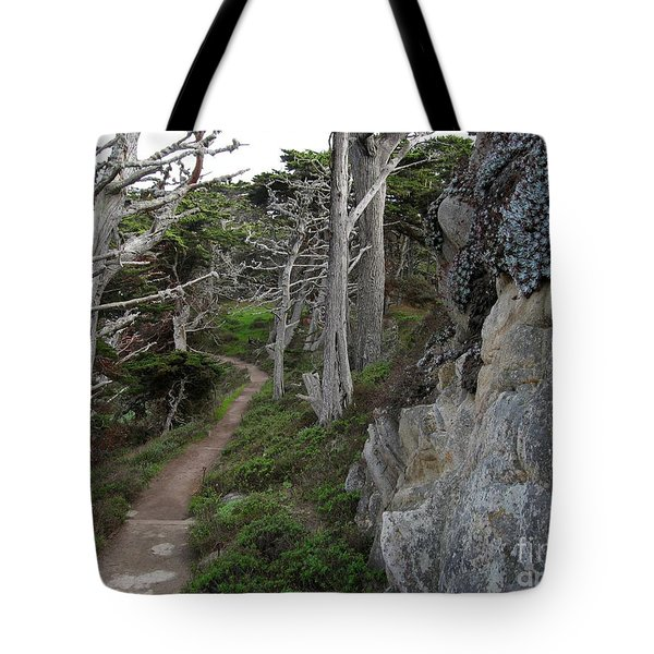 Cypress Grove Trail Tote Bag
