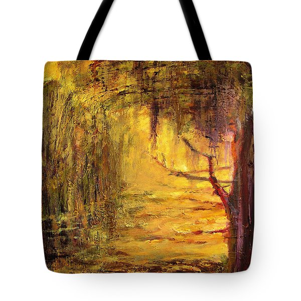 Cypress Tote Bag