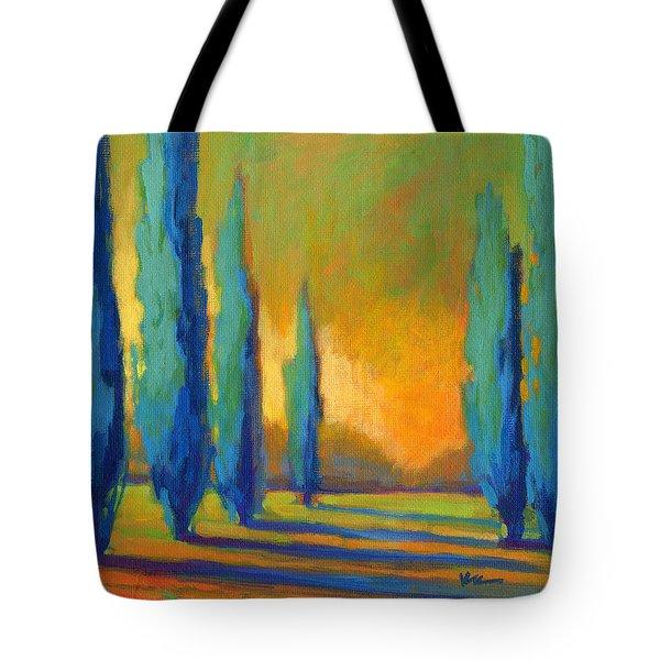 Cypress Road 5 Tote Bag