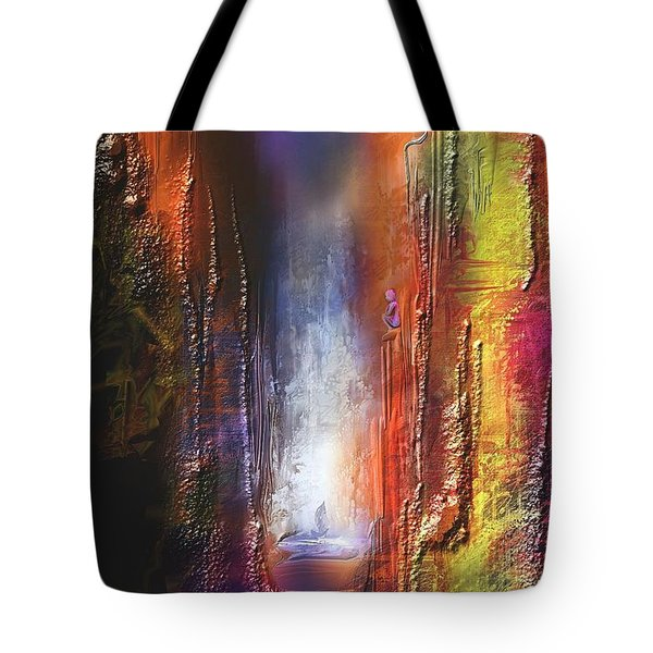 Cythere Tote Bag by Francoise Dugourd-Caput