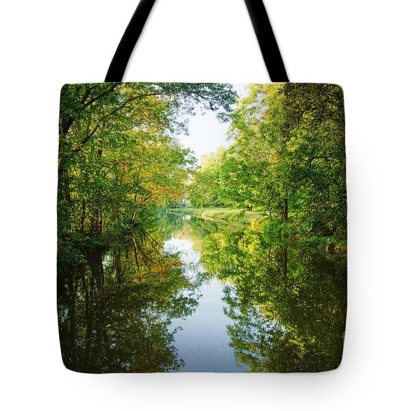 D And R Canal  Tote Bag