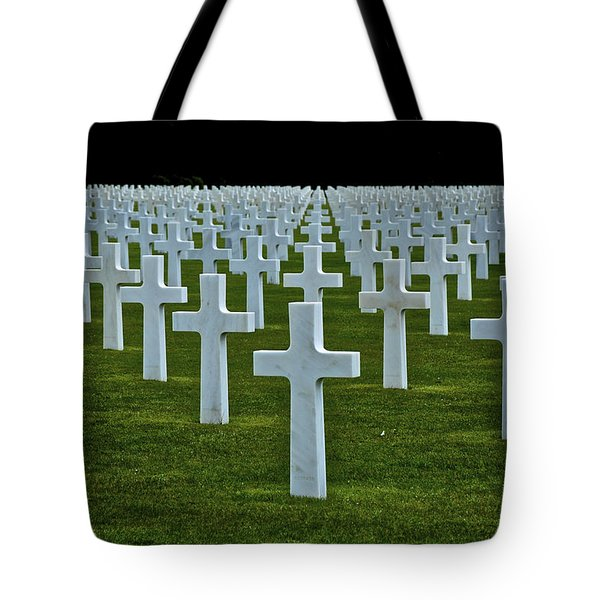 D-day's Price Tote Bag