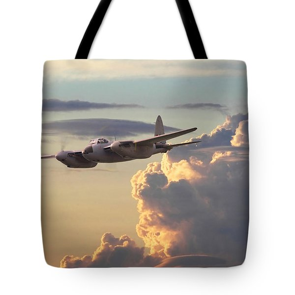 D  H Mosquito - Pathfinder Tote Bag