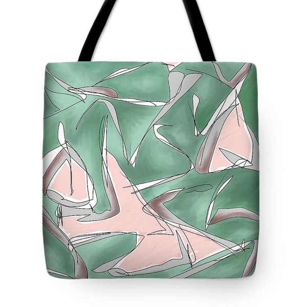 Daddy's Little Gull Tote Bag