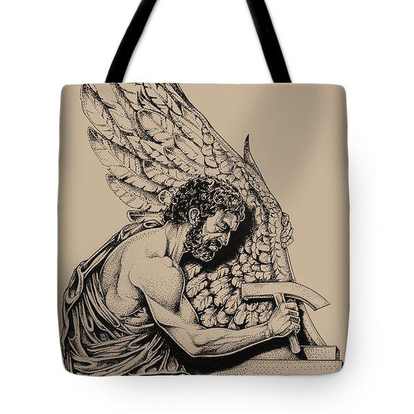 Daedalus Workshop Tote Bag