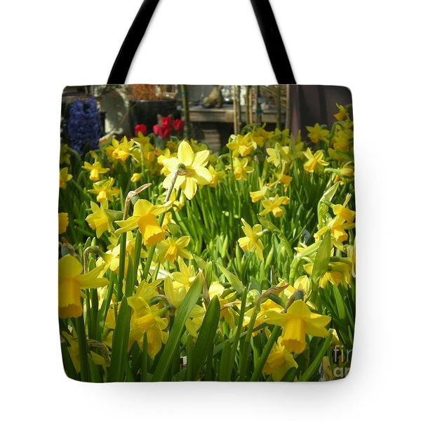 Daffidoils Tote Bag