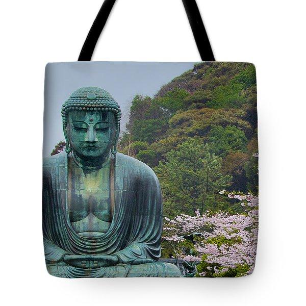 Daibutsu Buddha Tote Bag
