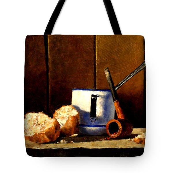 Daily Bread Ver 1 Tote Bag