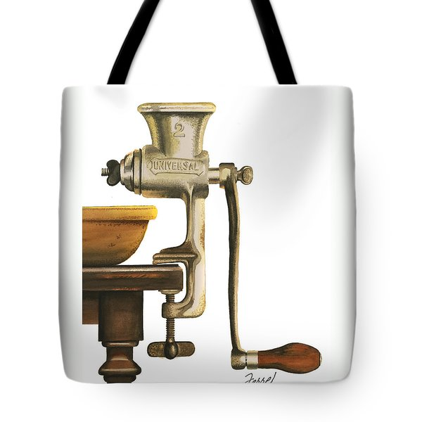 Daily Grind Tote Bag