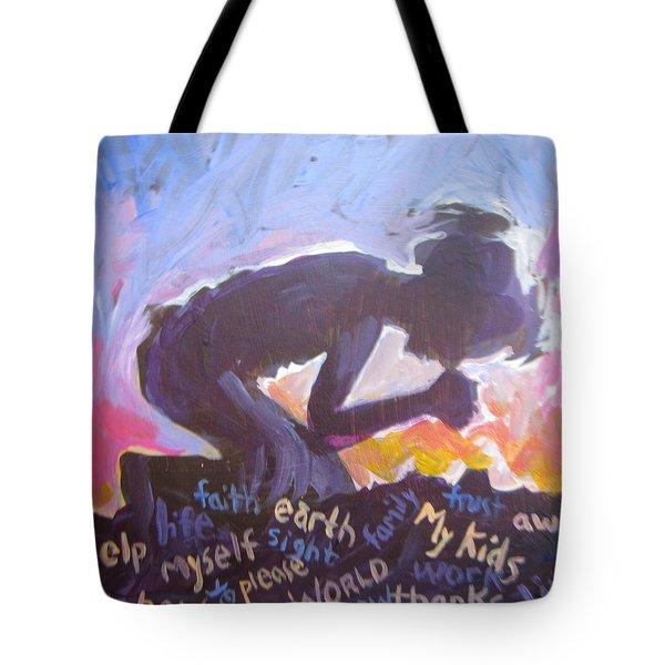 Daily Prayer Tote Bag
