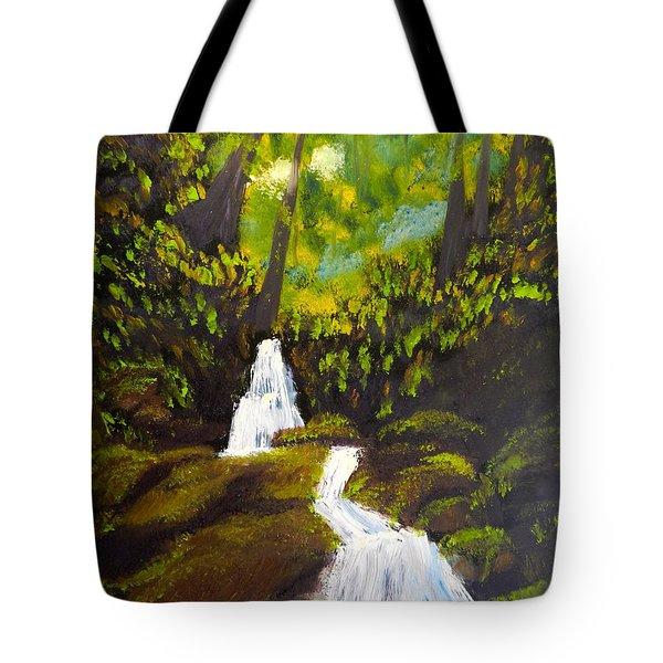 Daintree Natural Park Tote Bag