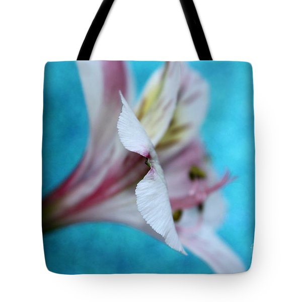 Dainty Amaryllis Tote Bag