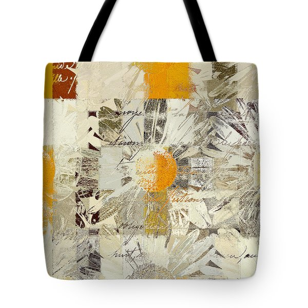 Daising - J055112109 - 01 Tote Bag by Variance Collections