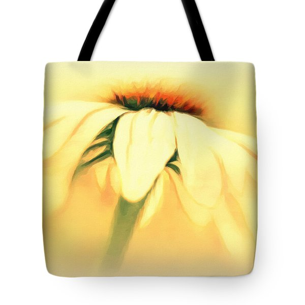 Daisy Art Tote Bag