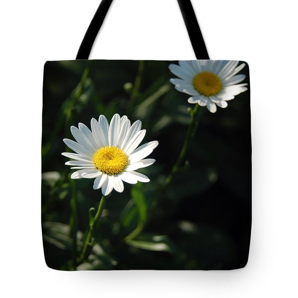 Daisy Days Tote Bag by Suzanne Gaff