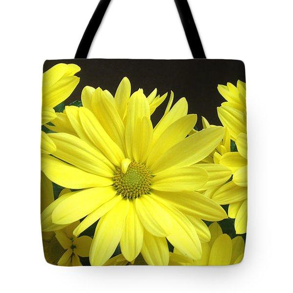 Daisy Family Tote Bag