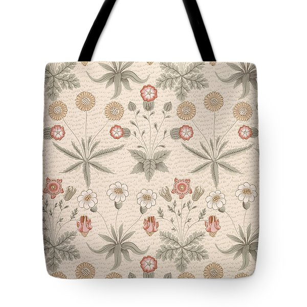 Daisy, First William Morris Design Tote Bag
