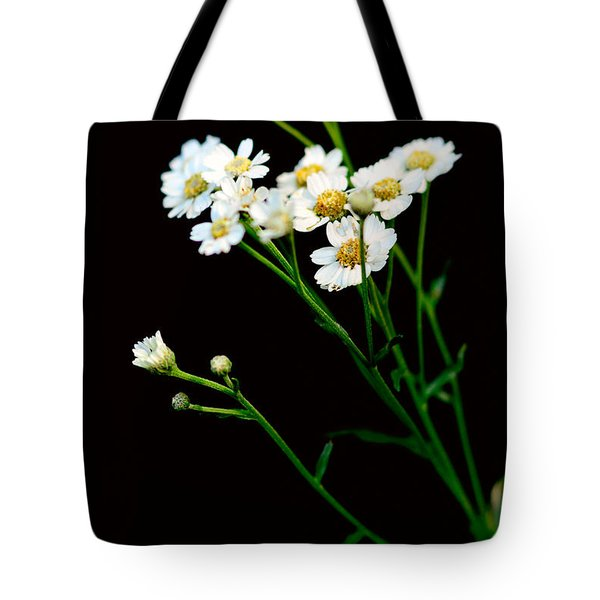 Daisy Flower Bouquet  Tote Bag