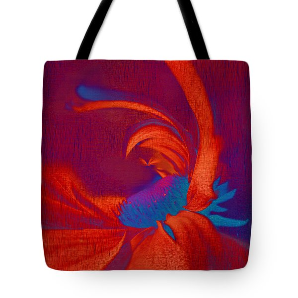 Daisy Fun - A03ct02 Tote Bag by Variance Collections