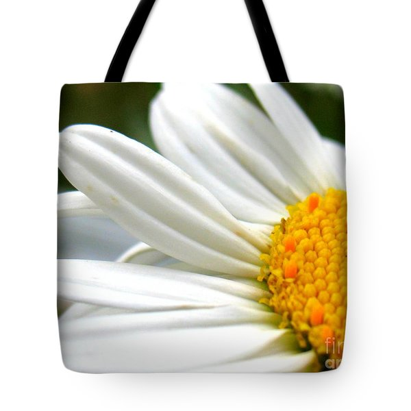 Daisy Tote Bag by Patti Whitten