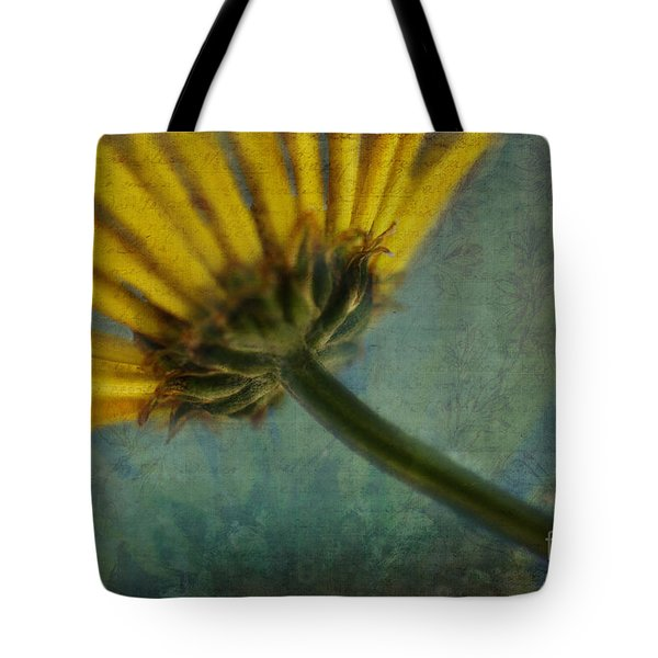 Daisy Reach Tote Bag by Erika Weber