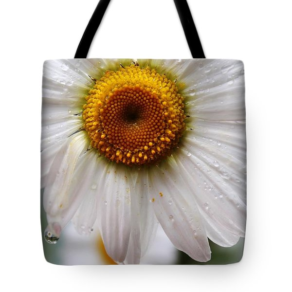 Daisy Reflect Tote Bag
