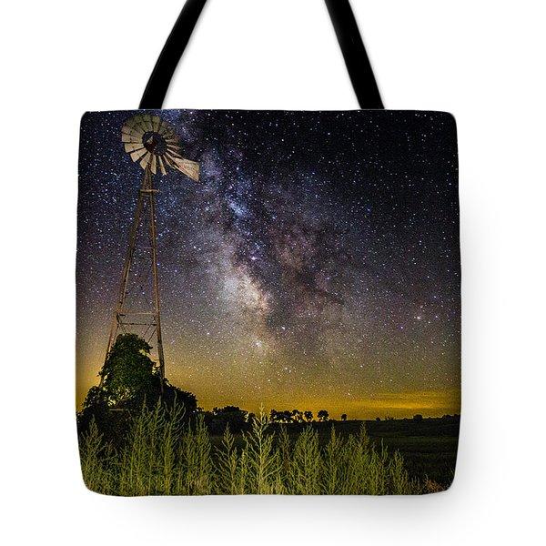 Dakota Night Tote Bag