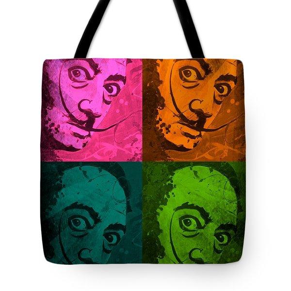 Daliwood Tote Bag