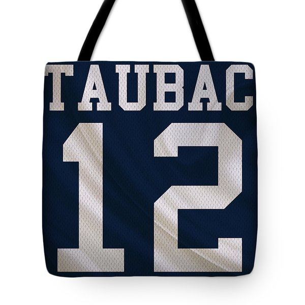 Dallas Cowboys Roger Staubach Tote Bag