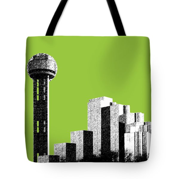 Dallas Reunion Tower Tote Bag