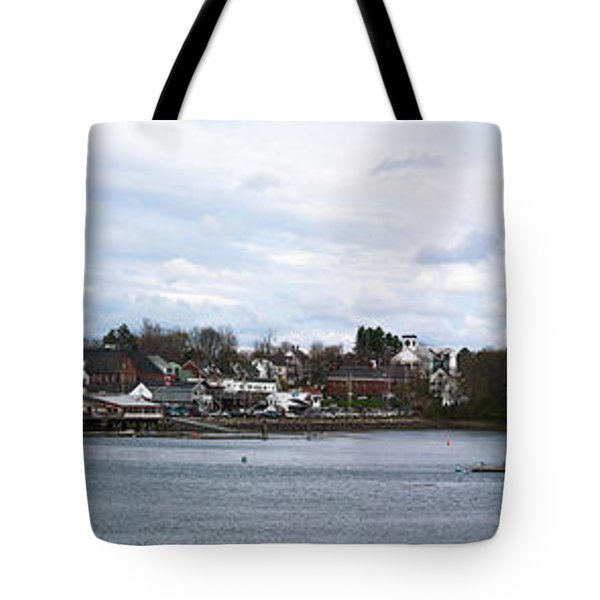 Damariscotta  Tote Bag by Guy Whiteley